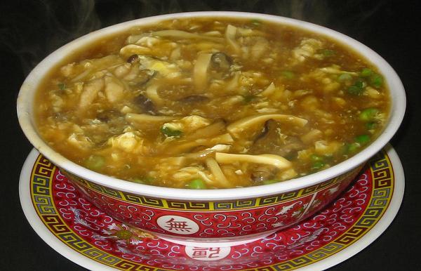 Люто-кисела супа - снимка