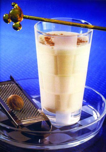 Немска млечна напитка - снимка