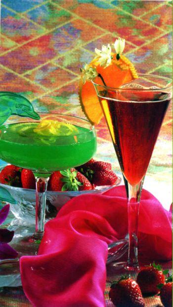 Шампанско с лед - снимка